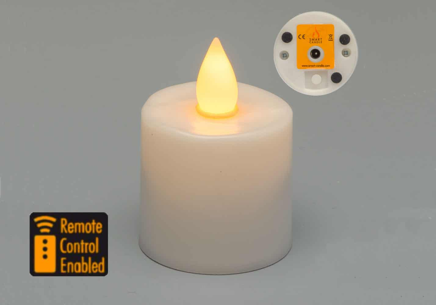 Gen 3 Candle Light Flame Rechargeable Candle SC1109CL